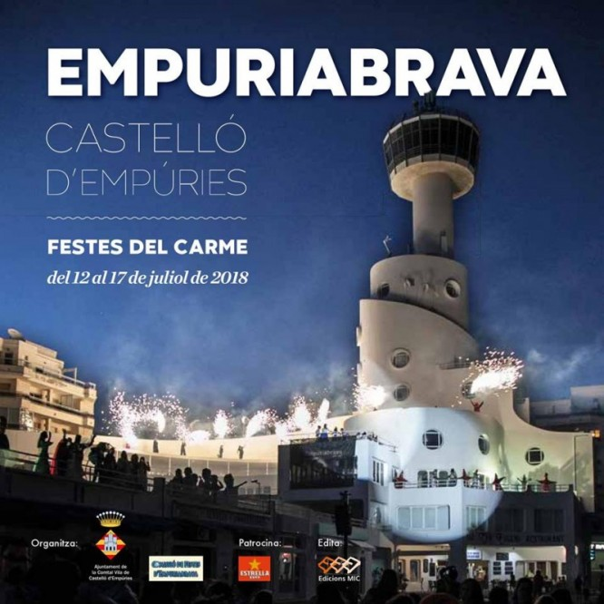 Carmen Festivity in Empuriabrava
